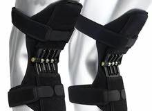 جهاز حماية الركبة   يدعم العظم المتحرك في رأس الركبة  يعمل على تخفيف الضغط