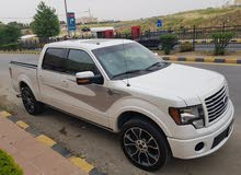 Ford F-150 2012 For sale - White color