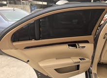 Used condition Mercedes Benz S 500 2010 with 190,000 - 199,999 km mileage