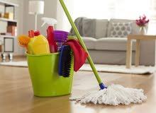 نظافة منزلية