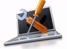 إصلاح وترقية الابتوبات والكمبيوترات
