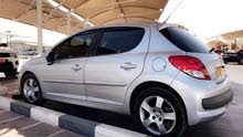 Grey Peugeot 207 2012 for sale