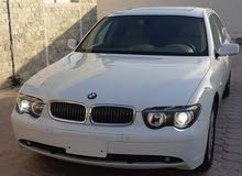 2003 BMW 745 for sale in Sharjah