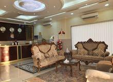 قصر الضيافه للشقق الفندقية ... المعبيلة مقابل مسقط مول