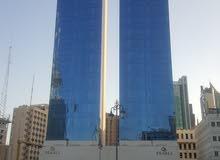 للايجار مكاتب في القبلة مساحة من 65م:600م