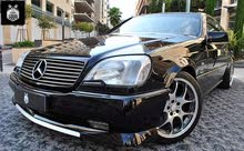 mercedes cl600 brabus edition v12 ( s600 coupe)