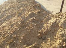 ارض علي الساحلي مباشرة 18759متر في طمينة وعلي طريق جانبي معبد