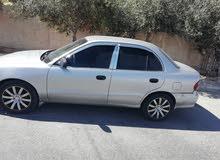 Rent a 1997 car - Amman