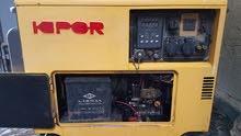 ماطور (مولد) كهرباء كيبور 5 كيلو للبيع (صنعاء).