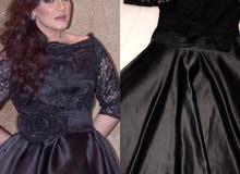 فستان خياط التزامين على يد مصممه فلبينية يلبس وزن 60 وفوق
