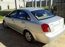2005 Used Lacetti with Automatic transmission is available for sale