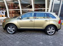 Beige Ford Edge 2012 for sale