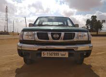 Gasoline Fuel/Power   Nissan Pickup 2010