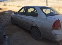 Hyundai Accent 2002 For sale - White color