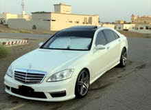 Used condition Mercedes Benz S55 AMG 2007 with 190,000 - 199,999 km mileage