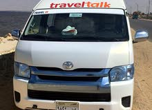 Toyota Hiace for rent