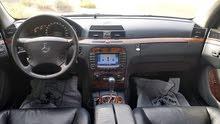 مرسيدس S500 2004 للبيع