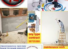 spary paint &polish  Fixing Tiles. Plumbing.Electircal jobs. All Kind of gypsum,