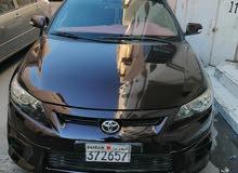 للبيع أو للبدل سياره زيلاس تويوتا2011
