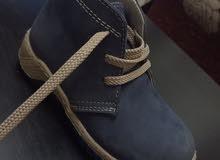 حذاء اولادي مقاس 25 استعمال خفيف