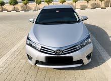 Toyota Corolla 2014 GCC