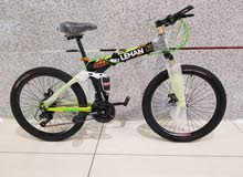 lehan bicycle brand new