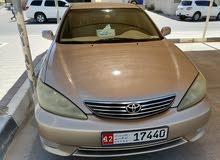 بيع تويوتا كامري 2005