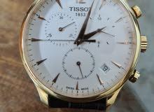 ساعة تيسو سويسرى اصلى