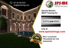 #DIALUX #EVO - #LIGHTING TRAINING IN UAE +