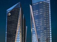 امتلك في اطول برج في العاصمة الإدارية