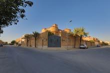 فيلا قصر شمال الرياض على شارعين 20 للبيع