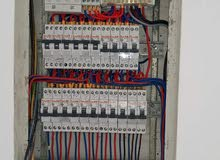 تاسيسات كهربائية للدور والبنايات والمحلات