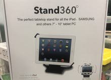 stand iPad tablet and touchscreen laptop