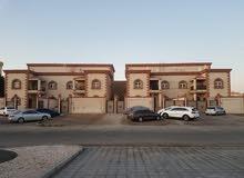 للبيع مجمع 4 فلل في مدينة محمد بن زايد