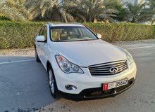 INFINITI EX35 GCC