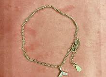 اساور وسلسلة فضة اصلية sterling silver bracelets and nickless