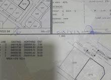 للبيع ارض سكنية كورنر بالعامرات النهضة السابعة
