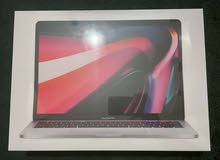 "Brand New Sealed M1 Apple MacBook Pro 13-inch 1TB SSD 16GB RAM Silver Laptop 13"" Fast Shipping"
