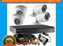انظمة كاميرات مراقبة  HIKVISION