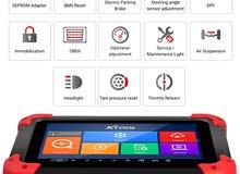 جهاز فحص وبرمجه السيارات xtools 100 pad للبيع جديد
