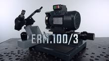 RESHARPENING MACHINE FOR ANNULAR CUTTERS ERM.100/3 EUROBOOR HOLLAND