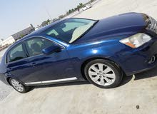 For sale 2007 Blue Avalon