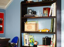 Bookshelves from PotteryBarn Teen