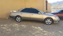 لكزس es300 موديل 2000 للبيع