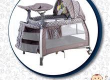 سرير بيبي جديد للبيع لعدم الحاجة اليه