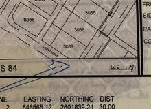 ارخص ارض في العامرات8/1 وسط البيوت