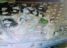 أرض مساحتها 951م2 للبيع في أبوالزيغان / ارحيل الغربي