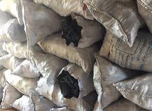 120 شكارة فحم زيتون وسرو