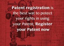 trademark registration, patent registration and copyright services