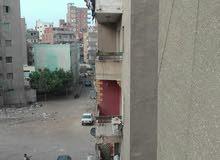 شقة تمليك بعمارات بنك الاسكان والتعمير حي اللاسلكي . مدينة منيا القمح.  محافظة الشرقية